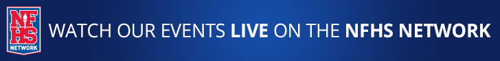 Watch our events live on the NFHS Network