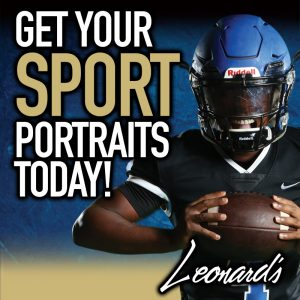 Get your Sport Portriats Today!