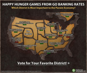 Hunger Games Reading Pedro - Hunger-games-us-map